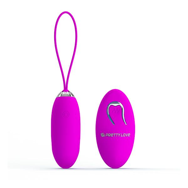 Pretty Love Julia 12震頻 陽具造型 遙控 USB 強力震蛋