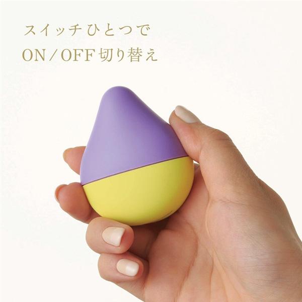 情趣用品日本 Tenga Iroha Mini - 富士檸檬迷你震蛋