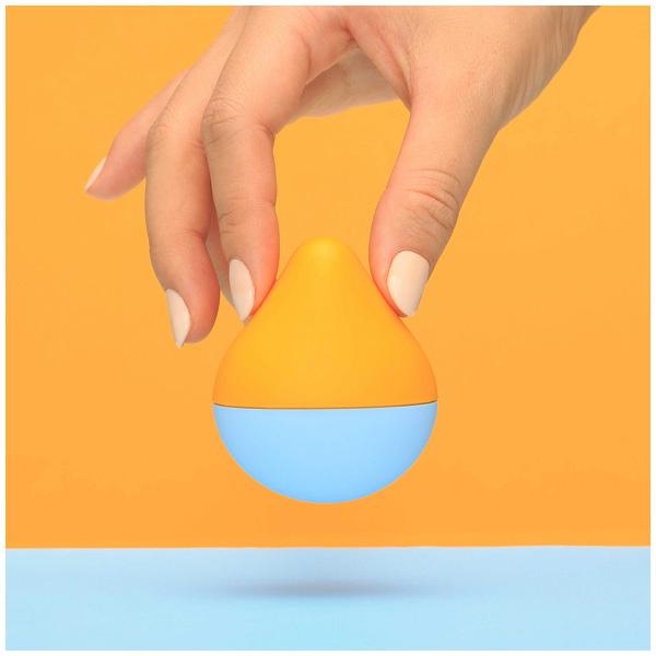 情趣用品日本 Tenga Iroha Mini - 海藍甜橙迷你震蛋