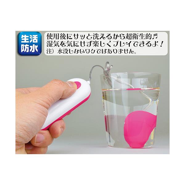 成人用品日本 A-One PINPON 多頻震蛋