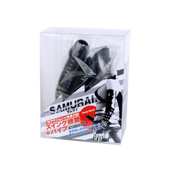 情趣用品日本 A-One SAMURAI 電動迴轉式穿戴陽具
